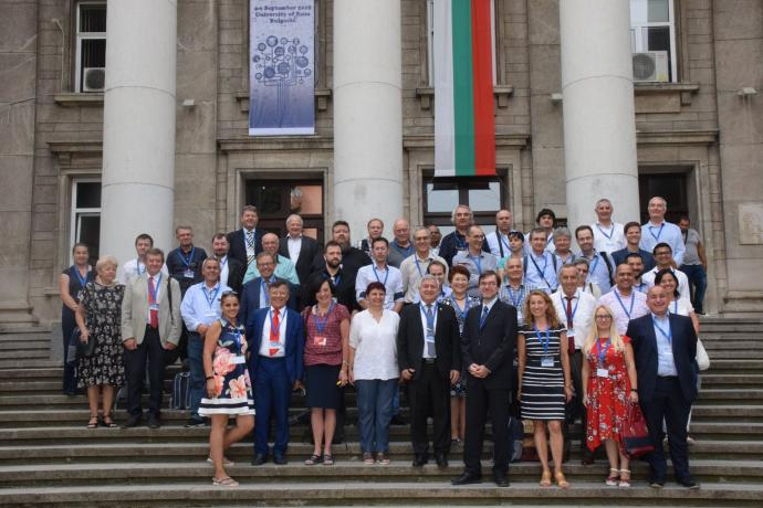 The opening ceremony of the 29th Annual Conference of the European Association for Education in Electrical and Information Engineering (EAEEIE) 2019